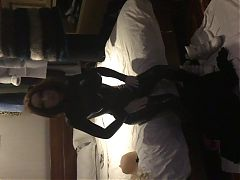 My new latex  catsuit ^5:04