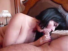 She knows how to handle a cock^0:50