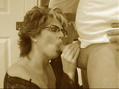 Amazing Milf....Amazing Blow Job^6:35